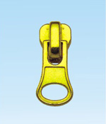 #5 Metal automatic the almonds drop-down Zipper Puller